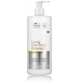 Bielenda Luxury Olive Body Massage krēms masāžai ar olīveļļu 500 ml.