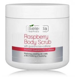 Bielenda Raspberry Body Scrub izlīdzinošs ķermeņa skrubis