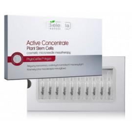 Bielenda Active Concentrate koncentrēts līdzeklis sejas ādas liftingam10 x 3 ml.
