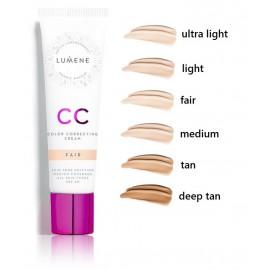 Lumene CC Color Correcting Cream tonālā bāze 30 ml.