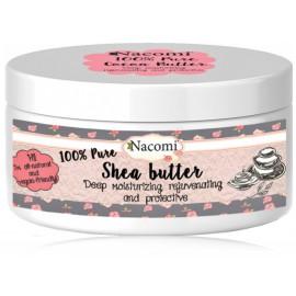 NACOMI Pure Shea Butter šī sviests 100 ml.
