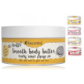 NACOMI Smooth Body Butter масло для тела 100 г.