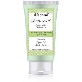 Nacomi Acne Control sejas skrubis taukainai, kombinētai, problemātiskai ādai 85 ml.