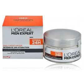 Loreal Paris Men Expert 24H Daily Moisturizer mitrinošs sejas krēms sausai ādai 50 ml.