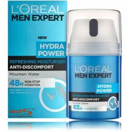 Loreal Paris Men Expert Hydra Power mitrinošs sejas krēms