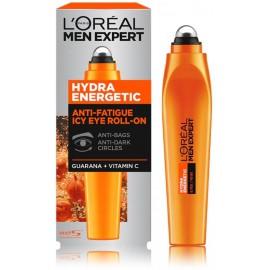 Loreal Paris Men Expert Hydra Energetic Anti-Fatigue Icy Eye Roll-On acu krēms-rullītis