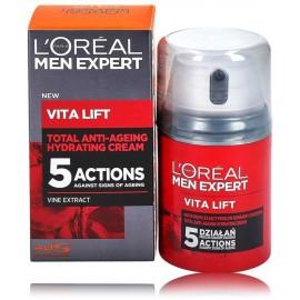 Loreal Paris Men Expert VitaLift 40+ mitrinošs sejas krēms nobriedušai ādai