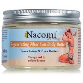 Nacomi Regenerating After Sun Body Butter ķermeņa sviests pēc saules apdegumiem