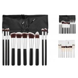 Mimo Tools for Beauty Makeup Brush Kabuki grima otiņu komplekts