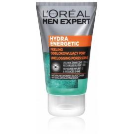 Loreal Paris Men Expert Hydra Energetic Peeling mitrinošs sejas skrubis