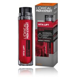 Loreal Paris Men Expert Vitalift Anti-Wrinkle Gel pretgrumbu želeja vīriešiem