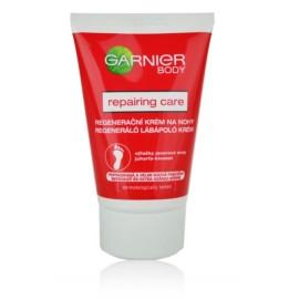 Garnier Intensive Care Damaged Foot Skin омолаживающий крем для ног