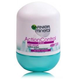 Garnier Mineral Action Control Stress antiperspirants - rullītis