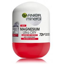 Garnier Mineral Magnesium Ultra Dry 72h antiperspirants rullītis