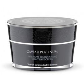 Caviar Platinum Intensive Rejuvenating nakts sejas krēms