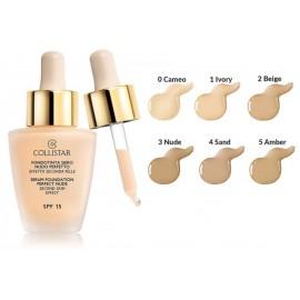 COLLISTAR Serum Foundation Perfect Nude meikapa bāze + serums 30 ml.