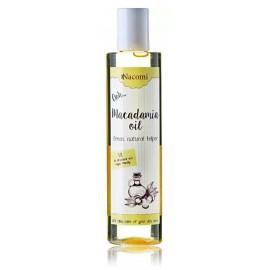 Nacomi Macadamia Oil makadāmijas eļļa ar pipeti 50 ml.