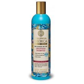 Natura Siberica šampūns normāliem un taukainiem matiem
