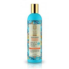 Natura Siberica Oblepikha šampūns normāliem un sausiem matiem