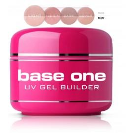 Silcare Base One Cover UV Gel Builder gēls nagu pagarināšanai