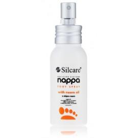Silcare Nappa Foot Liquid Neem Oil sprejs ar eļļu pēdām