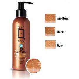Silcare Quin BB Body Shine Balsam pašiedeguma balzams ķermenim 200 ml.