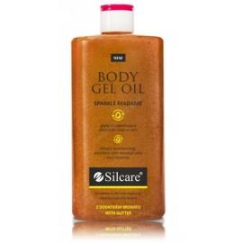Silcare Sparkle Madame Body Gel Oil mirdzumu piešķiroša ķermeņa eļļa