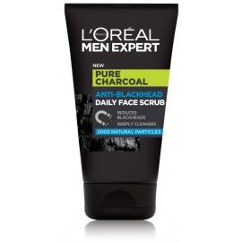 Loreal Paris Men Expert Pure Charcoal sejas skrubis