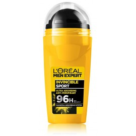 L'OREAL Men Expert Invincible Sport 96H antiperspirants- rullītis