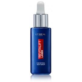 L'OREAL Revitalift Laser Pure Retinol Pure Retinol nakts pretgrumbu serums