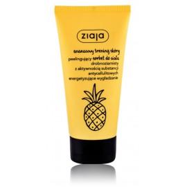 Ziaja Pineapple pretcelulīta ķermeņa skrubis