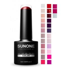 Sunone UV / LED Gel hibrīda nagu laka 5 ml.