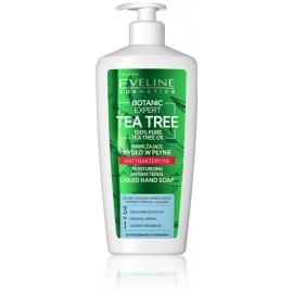 Eveline Botanic Expert Tea Tree antibakteriālas šķidrās ziepes