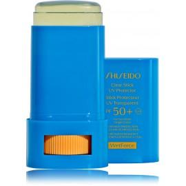 Shiseido Clear Stick UV Protector SPF 50 + WetForce apsauga nuo saulės