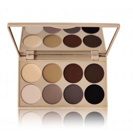 Paese Mattlicious Eyeshadow Palette matētu acu ēnu palete 12 g.