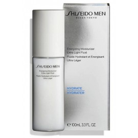 Shiseido Men Energizing Moisturizer Extra Light Fluid mitrinošs sejas krēms vīriešiem