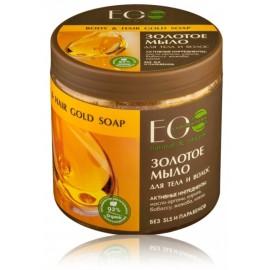 EcoLab Moroccan Gold Soap ziepes ķermenim un matiem