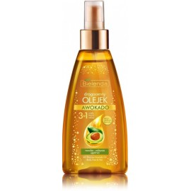 Bielenda Precious Avocado Oil 3in1 eļļa ķermenim, sejai un matiem