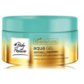 Bielenda #BODY POSITIVE Aqua Gel Firming-Smoothing pretcelulīta  gēls