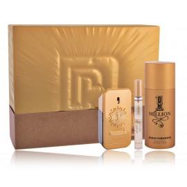 Paco Rabanne 1 Million Parfum komplekts vīriešiem (50 ml. EDP + 10 ml. EDP + 150 ml. dezodorants)