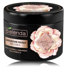 Bielenda Camellia Oil Luxurious Body Butter ķermeņa sviests nobriedušai ādai