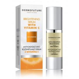 DermoFuture Anti-Oxidation Brightening Serum skaistinamasis veido serumas