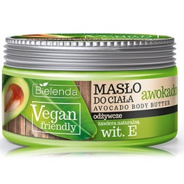 Bielenda Vegan Friendly Avocado Body Butter ķermeņa sviests