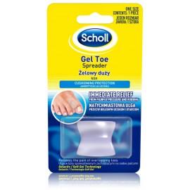 Scholl Gel Toe Spreader gēla pirkstu atdalītājs