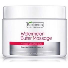 Bielenda Watermelon Body Butter Massage ķermeņa sviests masāžām