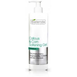 Bielenda Professional Callous & Corn Softening Gel gēls pēdu ādas kopšanai