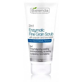 Bielenda Professional 2in1 Enzymatic Fine Grain Face Scrub