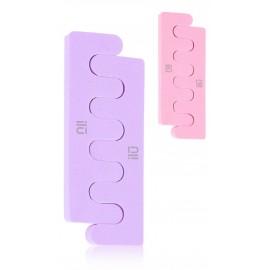 Ilū by Tools For Beauty Toe Separators pirkstu ieliktņi pedikīram