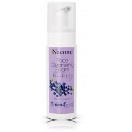 Nacomi Face Cleansing Foam sejas mazgāšanas līdzeklis
