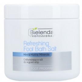Bielenda Professional Refreshing Foot Bath Salt atsvaidzinoša vannas sāls kājām